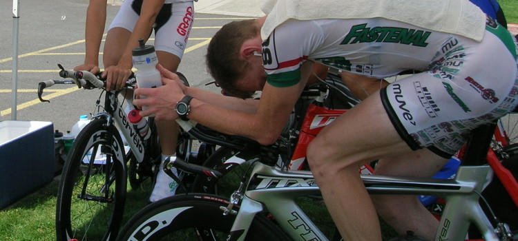 Pre-Race Warm-Up Strategies for Cyclists