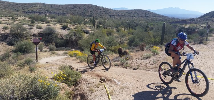 5 Race Day Steps to Conquering Your 1st Mountain Bike Race