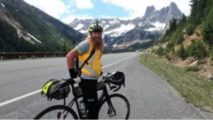 Tim Snyder rode 1200K in the Cascades utilizing the help of a customized nutrition plan.