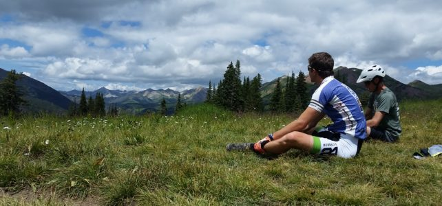 Acclimating to High Altitude – Cycling Training